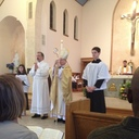 Easter Mass with the Bishop 2015 photo album thumbnail 7